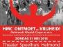 HMC ontmoet vrijheid 31-05-2015